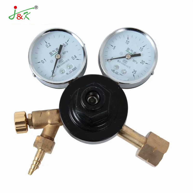 Hydrogen Air Regulator Pressure Reducer with Common Type