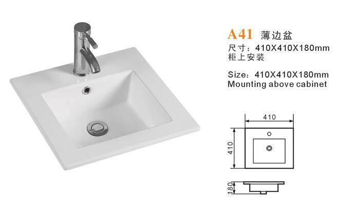thin basin A41