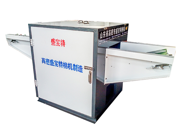 Used clothes garments cutting machine for textile waste recycling
