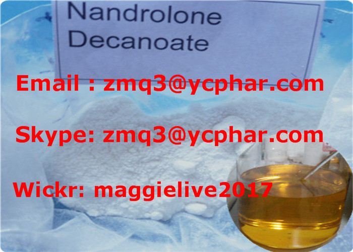 Nandrolone Decanoate Muscle Building Anabolic Androgen Steroid Hormone Powder Deca-Durabolin CAS 360