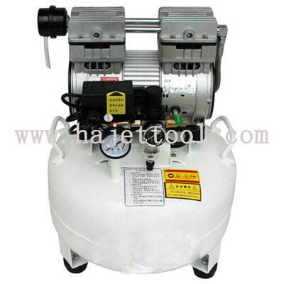 jewelry making machine air compressor portable oil free compressor