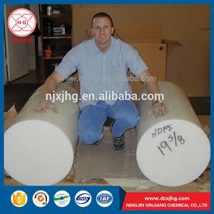 high density polyethylene hdpe rod
