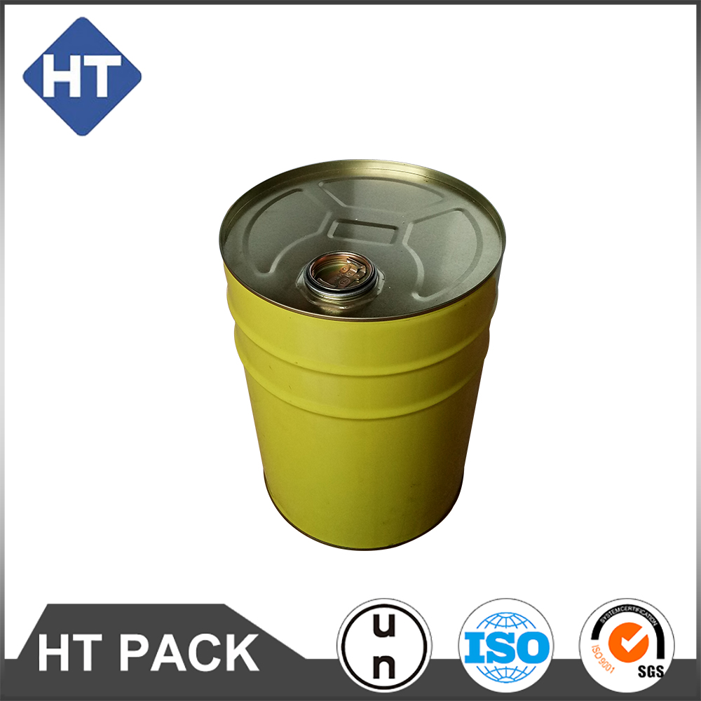 20 liter Metal Tight Head Pails.paint bucket.5 gallon paint bucket.for paint .solvent.ink