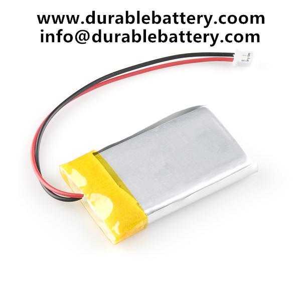 Lipo battery 503048 size battery 3.7v 700 mah lipo batterie