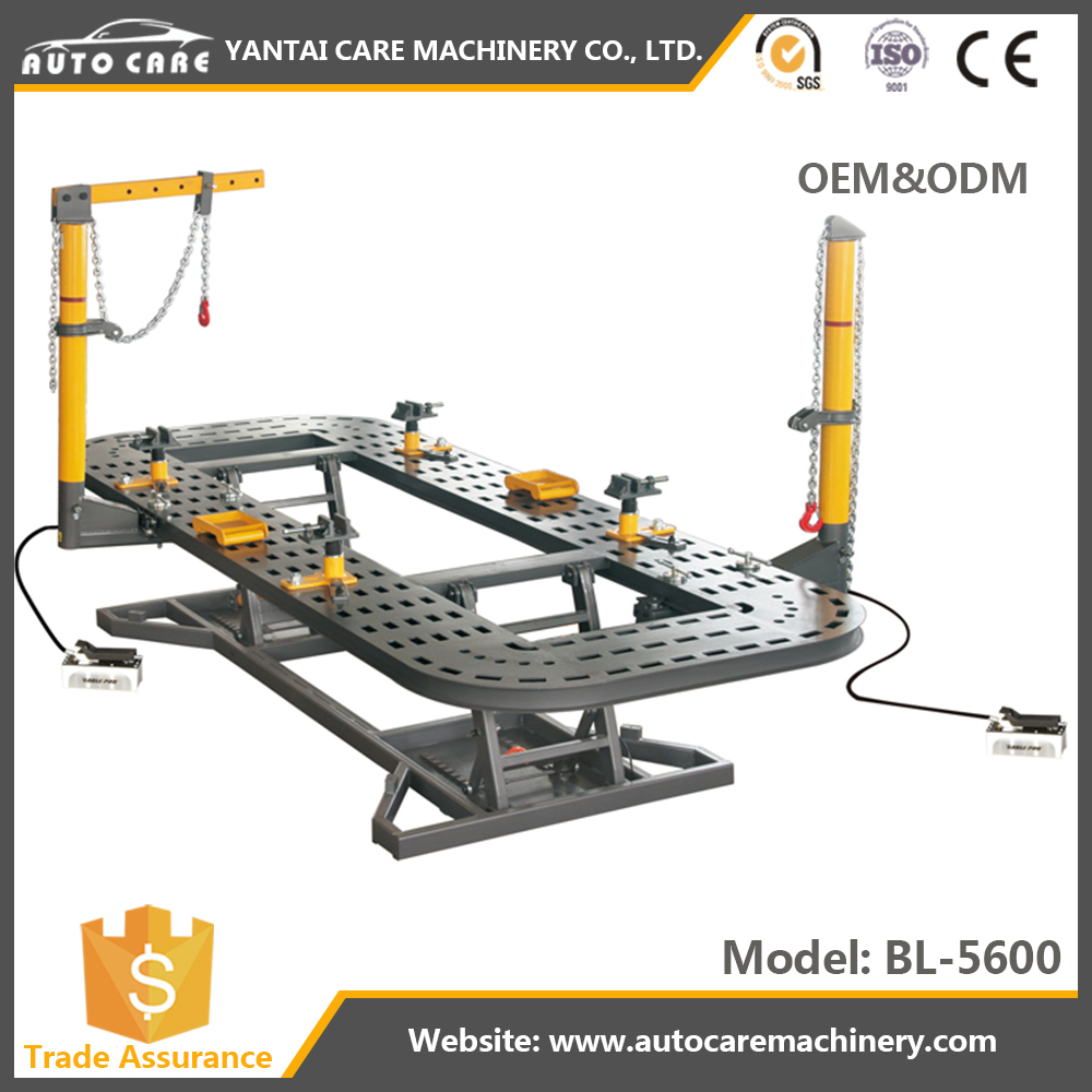 Car straightening Frame Machine/Auto Chassis alignment Bench/Car Body straightener Equipment