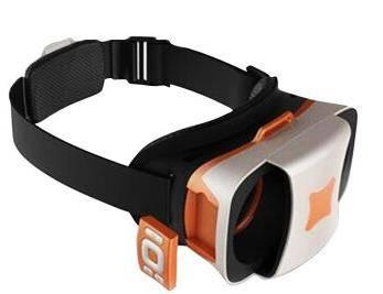 Smart Kit 3D Glasses VR BOX mirror helmet virtual reality video phone three generations of 3D glasse