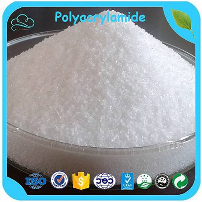 400 -1000 Myriad Molecular Weigh  Cationic / Anionic Flocculant Polyacrylamide PAM For Water Treatme