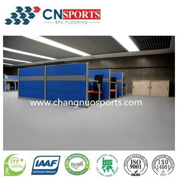 CN-C03 Monocomponent Polyurea flooring for factory workshop