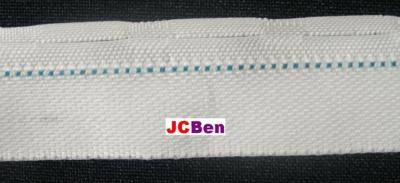 JCBen #JC22BWITH HOLE - 22mm Curtain Tape