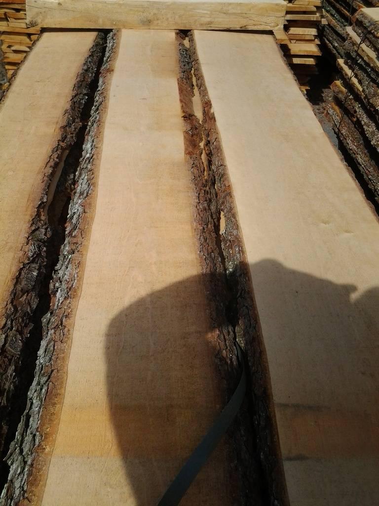Sawn Alder, ash board