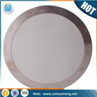 Resuable Stainless Steel Coffee Filter Disc