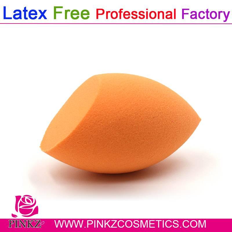 Hydrophilic makeup blender Latex free makeup sponge factory price