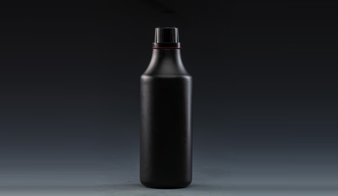 500ml dark idoine plastic bottle maufacturer A212