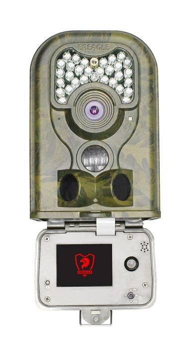 850NM 12MP Low Glow Game Wild Hunting Scouting Trail Camera IR Flash