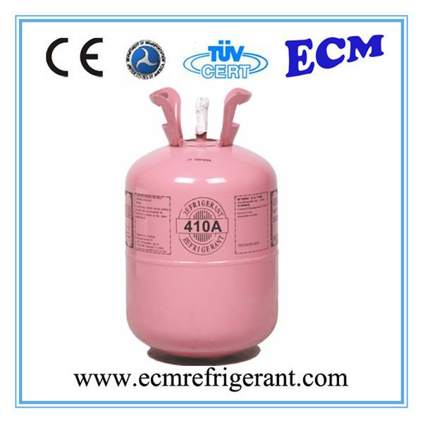 99.9% pure made in china r410a refrigerant price for r410