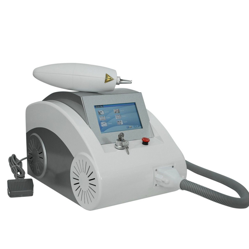 2000mj Q-switch 1064nm/532nm/1320nm ND Yag Laser Machine for Tattoo Removal,Skin Whitening
