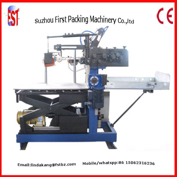 Automatic Paint can body roll forming machine