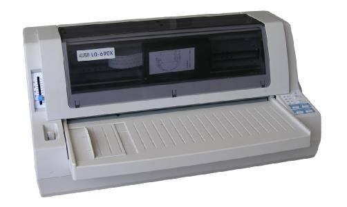 Flat Printer With 110 Column Printable Width (B11)