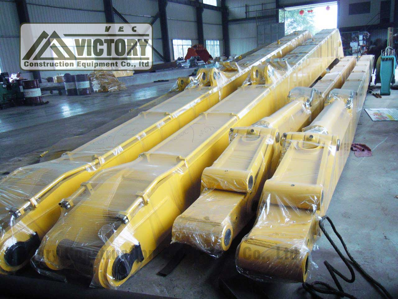 Long Reach Excavator Boom for Caterpiller CAT320 CAT323 CAT326 CAT330 CAT335