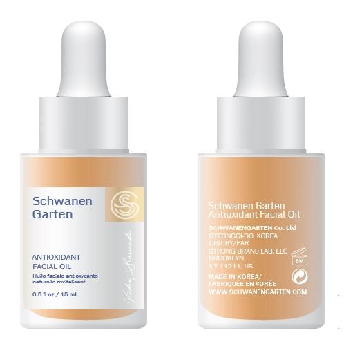 Antioxidant Facial Oil / Huile naturelle revitalisante et antioxydante pour le visage
