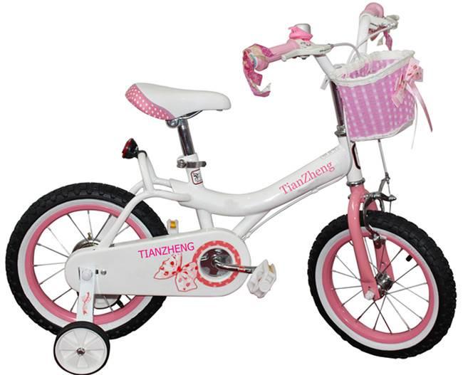 China factory tianzheng made pink bicycle