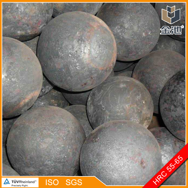 Low wear loss Forging(rolling) steel balls