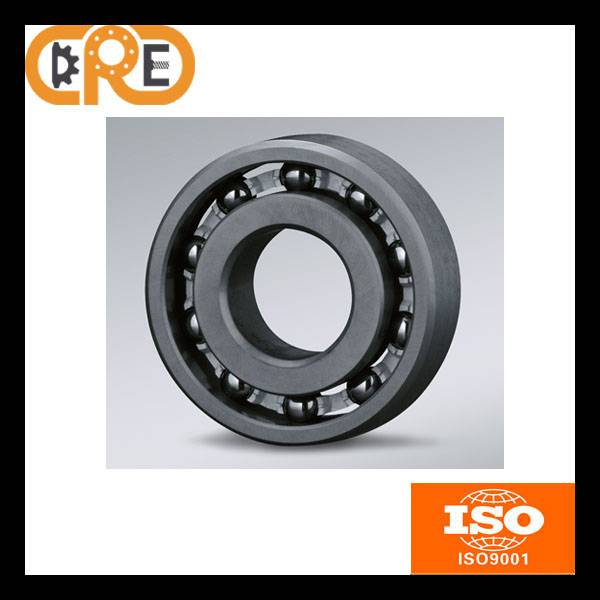 High Speed Anti Friction 6810 Si3N4 Material 50*65*7mm Ceramic Deep Groove Ball Bearings