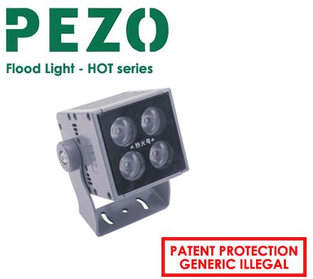 PEZO 4W 8W 12W waterproof IP67 Floodlight LED Flood Light