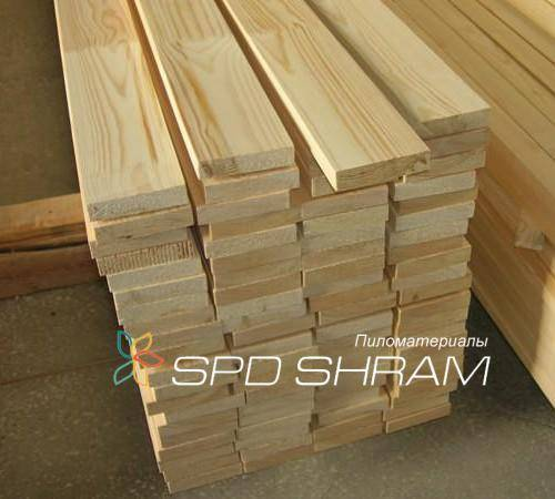 Eaves boards (pine)