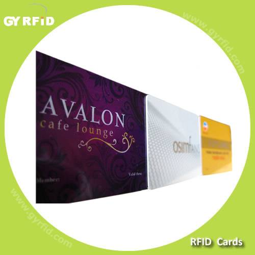 swipe cards,magnetic stripe cards for loyalty card system (gyrfidstore)