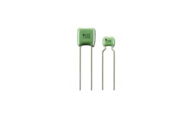 Dipped Radial Ceramic Capacitor -C0G Dielectric