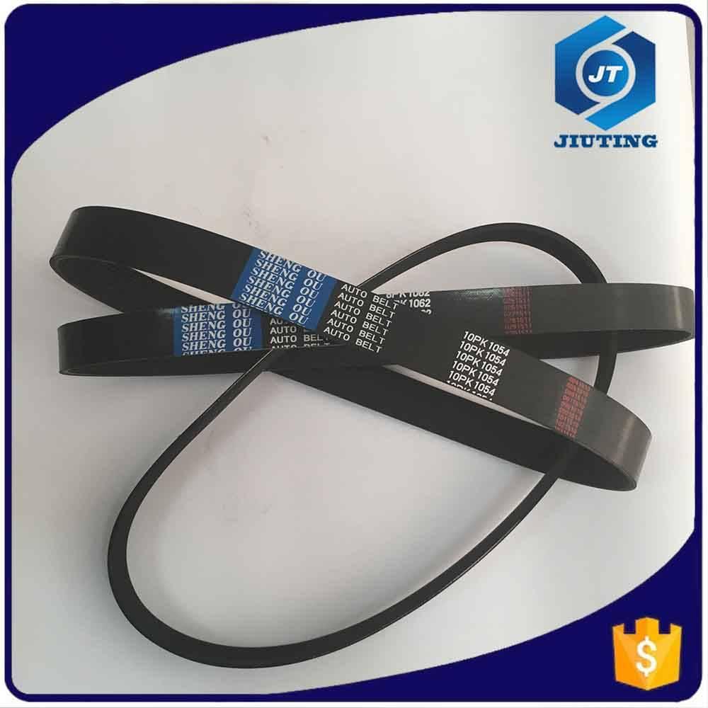 Long Service Life Automotive Rubber V-Ribbed Belts 6PK1885
