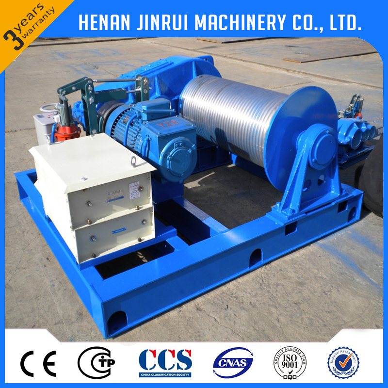 Material Handling Electric Hydraulic Windlass Winch Manufacturer