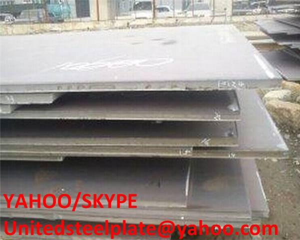 EN10028-2 P235GH,P265 GH,P295GH steel plate
