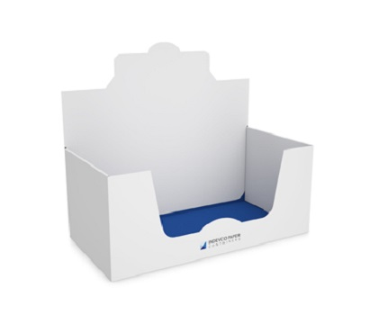 Shelf Ready Packaging with perforation