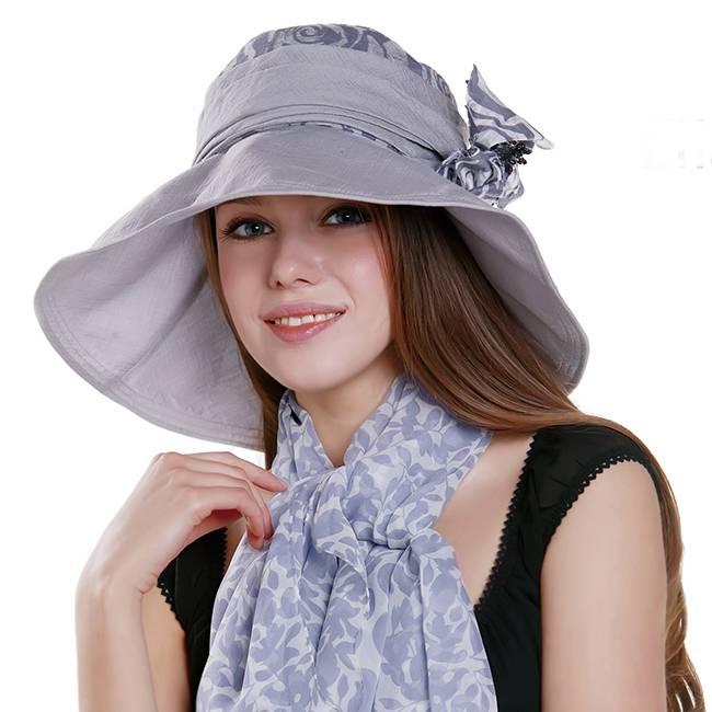 Leisure Summer Hat Hot Caps for Women Sun Hat