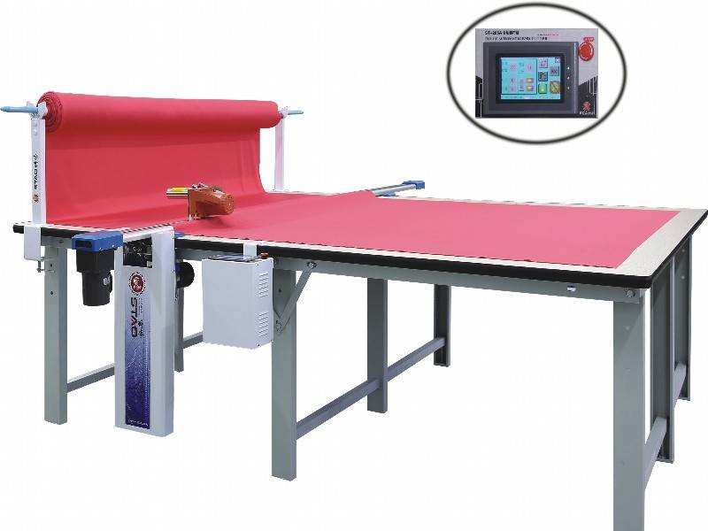 wireless automatic fabric end cutters machine
