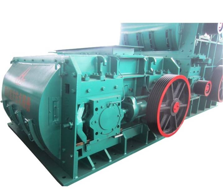 HLPME High Efficient Double Roll Crusher