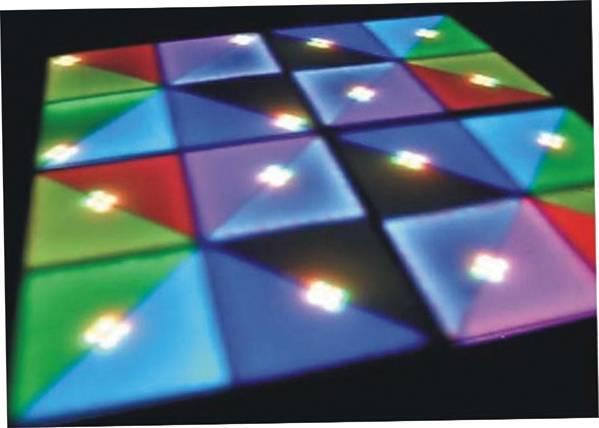 LED dance floor YK-403