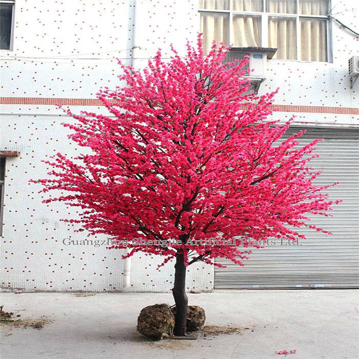 Artificial peach tree(for indoor&outdoor decoration)
