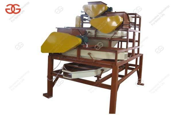 Almond|Hazelnut Shelling Machine Three Stage Price