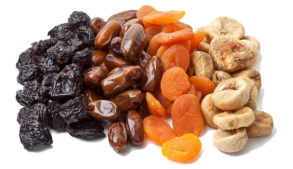 High quality HACCP dried fruits