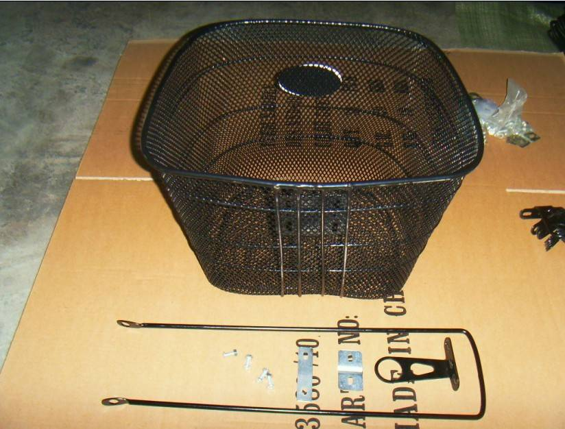 Factory Direct Bicycle Baskets