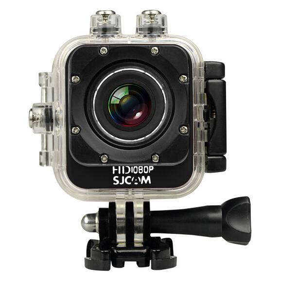 "SJCAM M10 WIFI Version Novatek 1080P Cube Mini Sports Action Camera1.5"" LCD 170 Degree Wide Lens Wat"