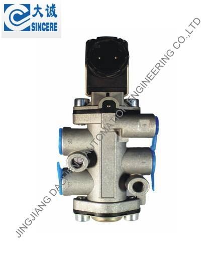 Solenoid valve 1457276 / 1379776 / 1314514 for DAF trucks