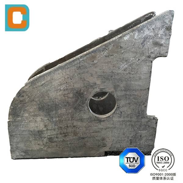 Heat treatment investment casting equipment parts