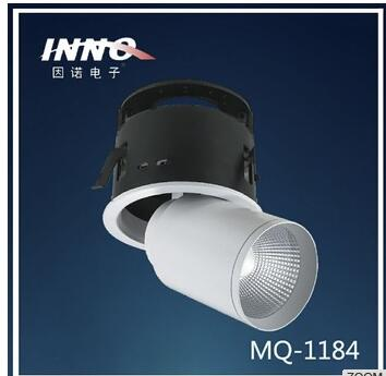 2017 Inno AC85-265V 1950lm 30w gu10 gu5.3 adjustable led spot light