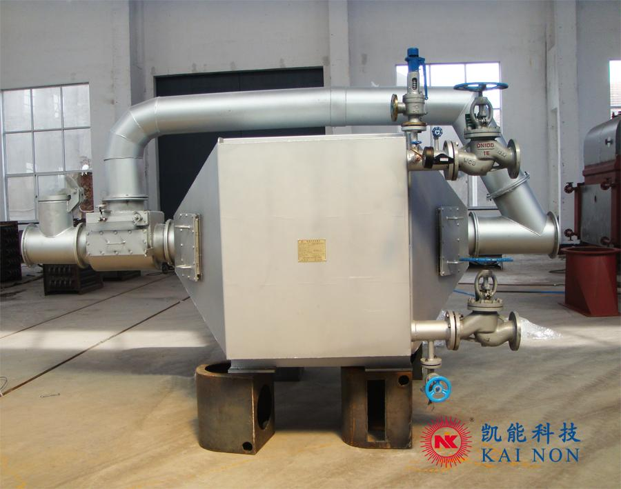 Exhaust Gas Boiler For 500KW Gensets Exhaust Flue Heat Recovery Utilization
