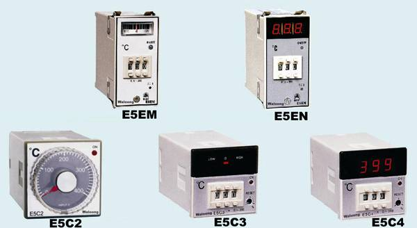 E5 Series Temperature Controller