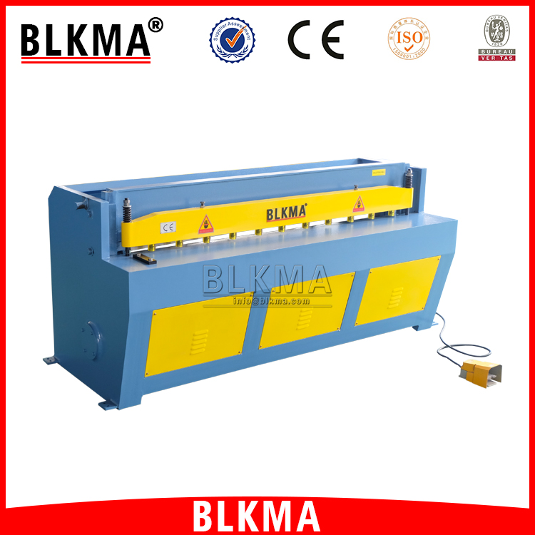 BLKMA brand option control shearing machine price list